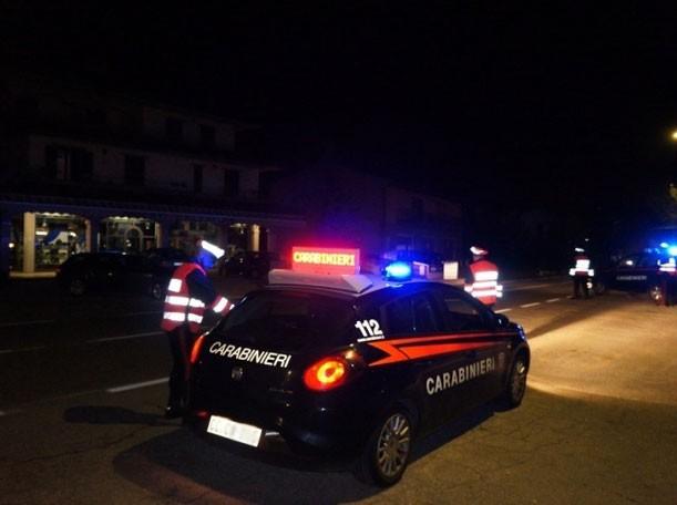 Controlli dei carabinieri a Taormina, Giardini e Santa Teresa: tre arresti