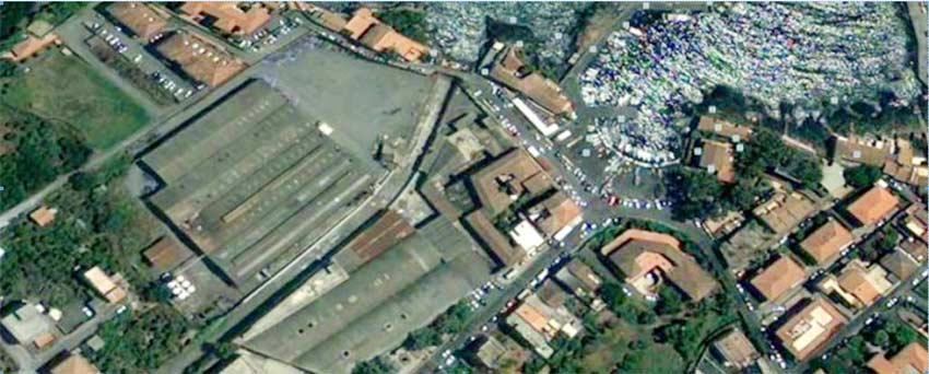 Acireale: domani il via al primo passo per la bonifica dall'amianto dell'ex stabilimento Pozzillo