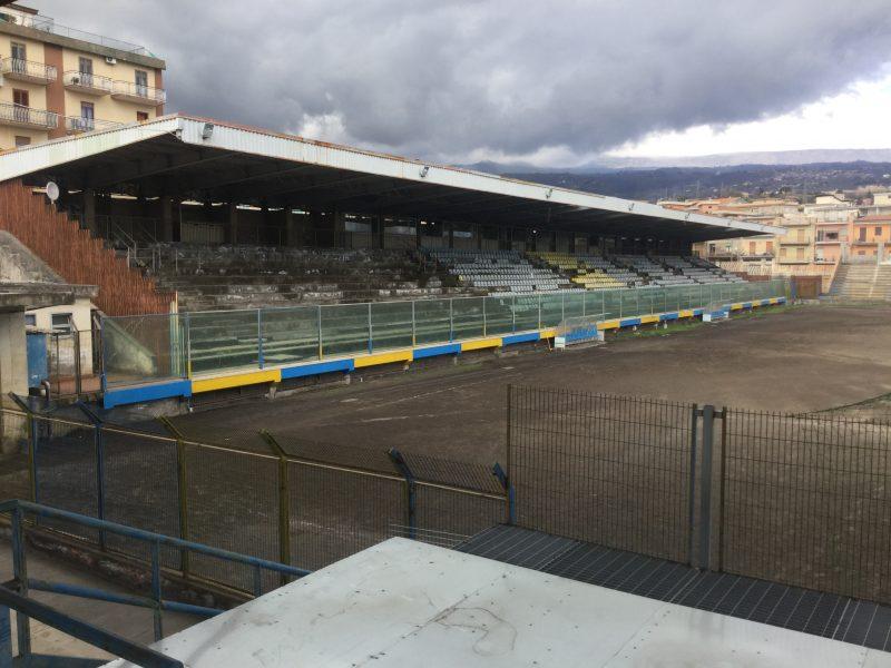 Giarre, stadio regionale: ecco il bando per la gestione