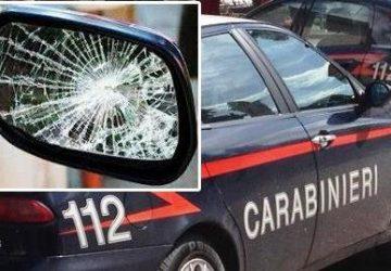 Truffa dello specchietto: arrestato a Catania un 29enne di Adrano