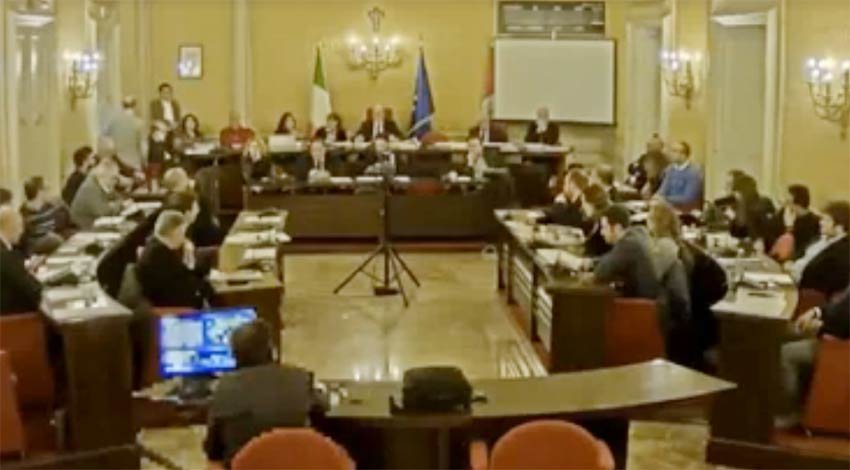 Acireale, il Consiglio comunale approva il bilancio consuntivo 2016