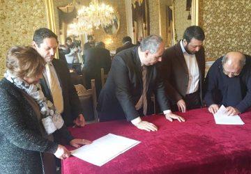 I Comuni di Giarre, Mascali, S. Alfio e S. Venerina uniti da un'unica Centrale di committenza