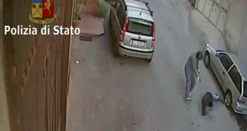 Adrano, fatta piena luce sull'omicidio di Maurizio Maccarrone IL VIDEO DELL'AGGUATO