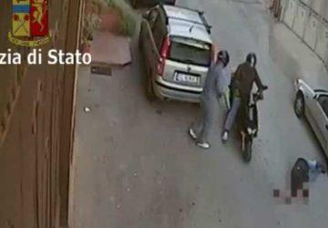 Adrano, omicidio Maccarrone: arrestato il conducente dello scooter IL VIDEO