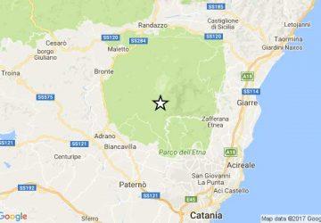 Terremoto: sciame sismico in provincia. Ben nove le scosse
